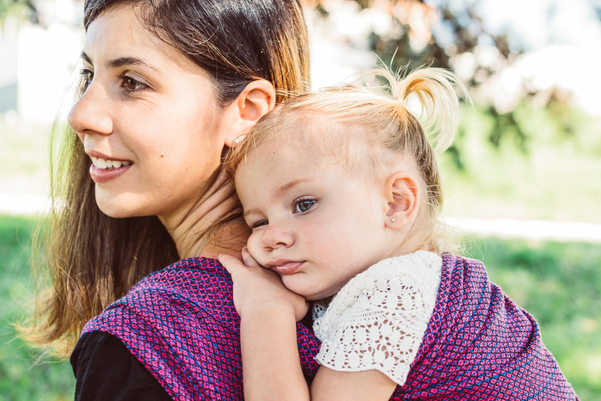 Nossa Jornanda ao mundo do Babywearing
